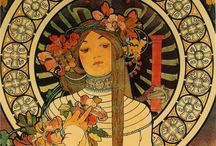 Mucha / Art of Alphonse Mucha