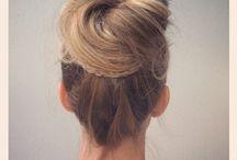 Hair / Hair styles and ideas