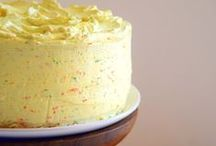 Always leave room for cake! / Home-baked sweet treats from my blog...