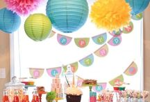 Festinha / Kids party ideas