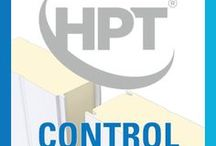 HPT Control Projects / A selection of live and finished projects which utilise HPT Control panels.   HPT Control Composite Panels are ideal for refurbishment projects. Available in 50mm and 80mm with a choice of steel face finishes and profiles.