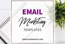 Email Marketing Templates / Email Templates   Swipe Files   Layout Design   Subject Lines