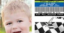 Boys Birthday Party / Bring some fun to your little boy's special birthday celebration! Every party needs an invitation! Head over to PVC Party Invites to find the perfect one to fit your child's theme. https://pvcinvites.com/collections/all-invitations