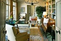 Living Rooms / by Sara Dodson