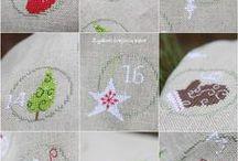 Cross stitch - Embroidery hand
