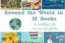 Around the World in 180 Days / Elementary Social Studies Ideas / by Brooke Gravett