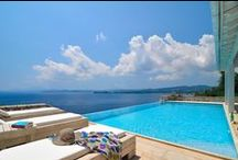 Greece | Our Collection of Hotels & Villas / A handpicked collection of the best lodgings available in Greece. Hotels, Villas, Guest Houses… All small or larger establishments that excel for their services, environment and overall quality.