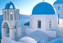 Greece | Santorini / Santorini is the place to be anytime of the year. It is known widely as a magical destination...