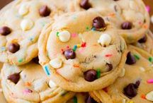 Cookies / the best treats ... / by Grace L. Fleming