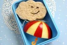 Bentos / making lunch artistic and healthy ... / by Grace L. Fleming