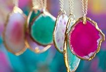 Jewelry  / decorate me with these ... / by Grace L. Fleming