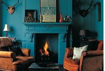 Architecture: Living areas / Sitting rooms, dens, living rooms, family rooms, etc.  / by Tina Nelson