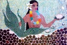 Art: Mosaics / by Tina Nelson