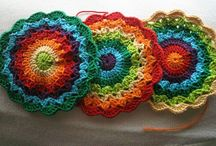 Textiles: Knitting & Crocheting / by Tina Nelson