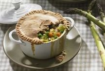 Sweet and Savory Pies / by Vegetarian Times