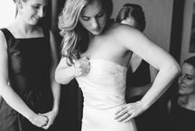 Wedding ~ Getting ready / inspiration for wedding photography