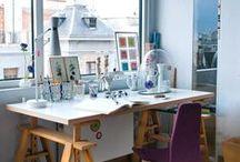 Work spaces / by Stilo Deco