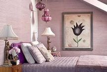 Bedrooms / by Delia Padilla Wenneker