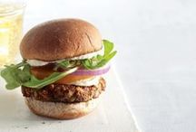 Best-Ever Veggie Burgers / by Vegetarian Times