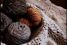 Knitting - Sewing / by Delia Padilla Wenneker