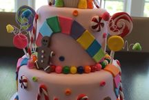 Cakes / by Corrinne Healy Richards