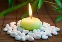 Candles - Kerzen / by Delia Padilla Wenneker