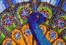 Mosaics / by Delia Padilla Wenneker