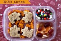 Lunch and After School Snacks for the Kiddos / by Christina Velazquez