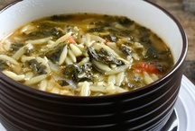 MY FAVORITE SOUP RECIPES / The best soup recipes!