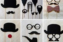 mustache baby shower / by Abneris Caraballo