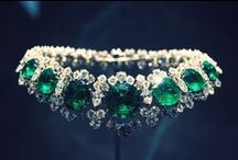 Jewellery - Necklaces - Green / by Iram Kotia