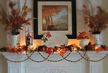 Fall Decor / by Sue Holte