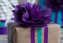 GIFT, PACKING/ WRAPPING