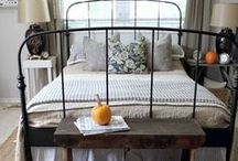 Bed / by Andrea Reirson