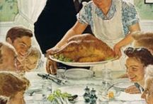 Thanksgiving Gratitude / All things to celebrate family and friends