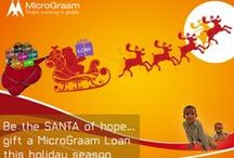 Empower India with microloans and equity