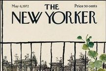 The New Yorker / by Byon Gan