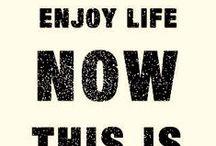 Boost dit liv - Life is Good / Her deles billeder til inspiration for at booste dit liv.