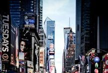 New York Trip / New York Trip for 3 year Anniversary!! / by Kelsey Swanson