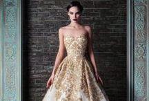 Golden Wedding / For the golden wedding. Inspiration.