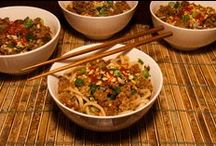 Asian Food / Exotic and enticing Asian dishes.