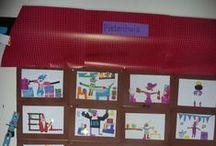 crafts at school