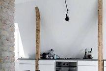 Moodboard - køkken