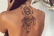 Tattoo ❤️ by Angi / I love tattoo...