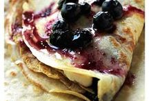 Crepes / Sweet and savory Crepes