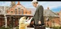 Movies featuring Man's Best Friend - Dogs / Movies about Dogs... Bark! Bark! Bark! Oh... and you can find them all at the Huntley Area Public Library.