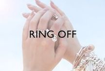 RING OFF / The subtlest accessory can sometimes be the most impactful shop more at http://www.boutique-goldsmiths.co.uk/c/women/rings/