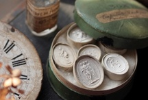 > brocante | almoneda | vintage | retro | coleccionismo... / by la-buhardilla