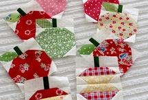 Quilt Blocks - Pieced