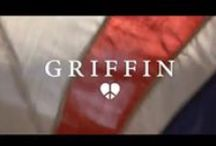 Griffin Films / Menswear made in Italy, designed in Britain. Crafted in the finest fabrics. Sportswear, Military and Outdoor Inspiration.